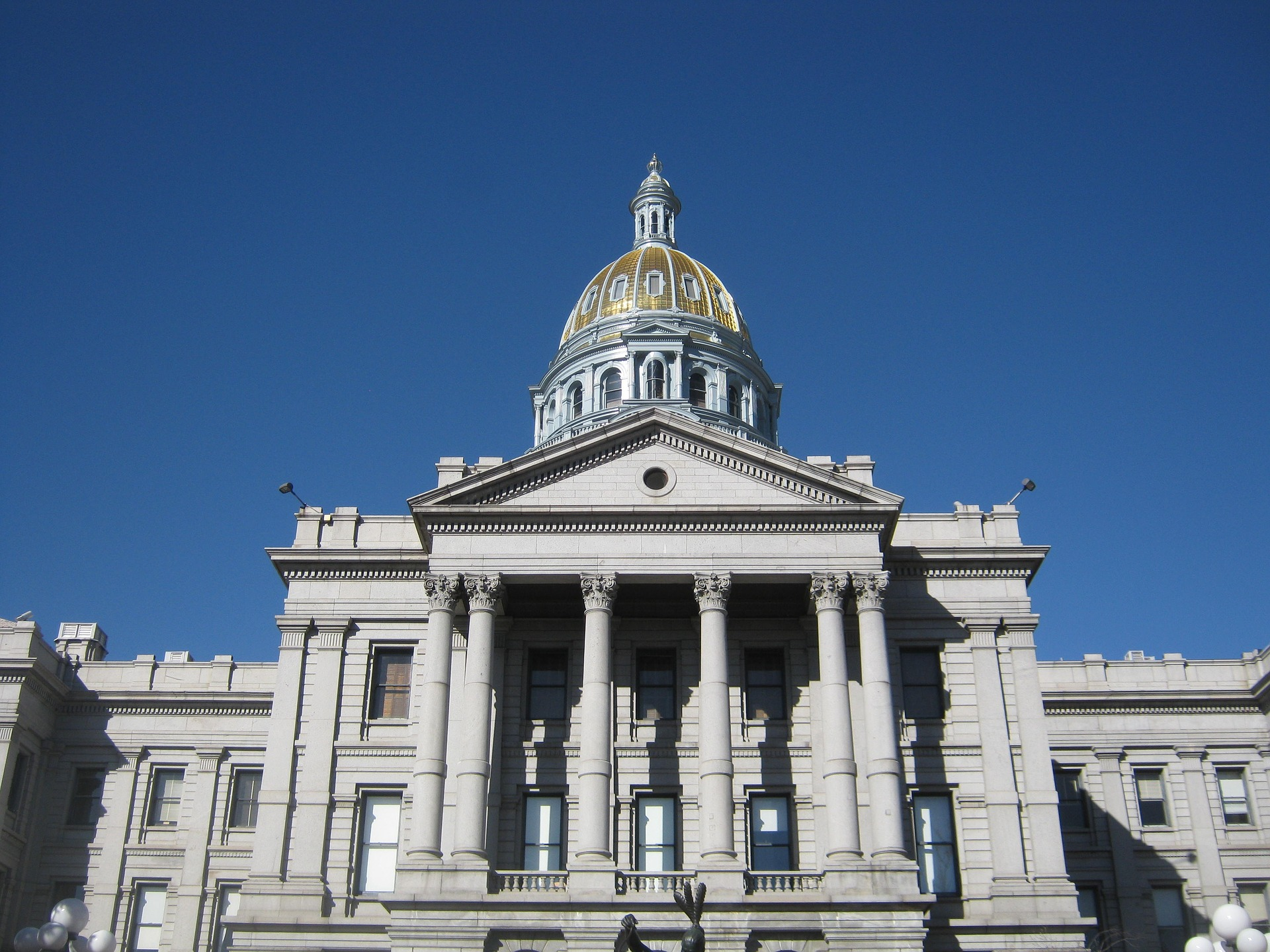 Denver Gold Dome Capitol
